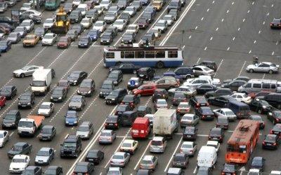 Водительский крест: в российских городах могут появиться платные перекрёстки