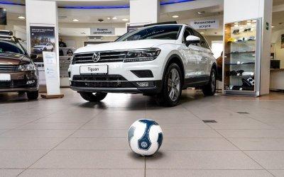 Volkswagen Tiguan – универсальный спортсмен