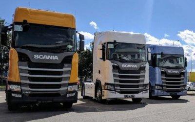 Впервые импортированный вРоссию грузовик получил электронный ПТС