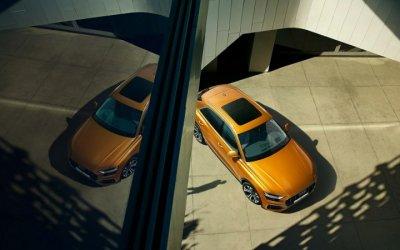 Абсолютно новый Audi Q8. Свободен от предрассудков