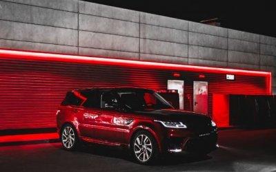 Range Rover Sport c преимуществом до 862 000 рублей в «АВИЛОН»!