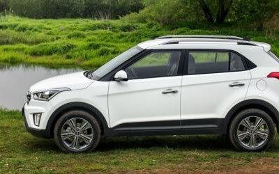 Представлен кроссовер Hyundai Creta с новым дизайном