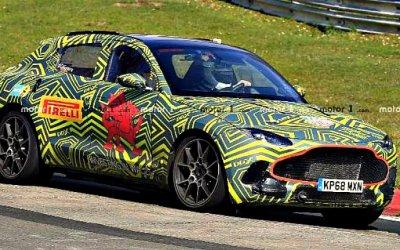 Aston Martin DBX: английский кроссовер снемецкими приборами