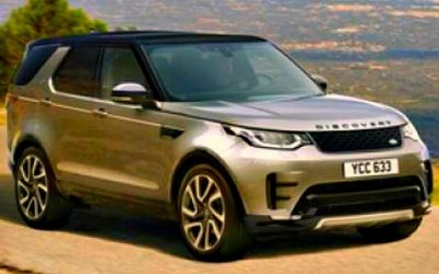Land Rover подготовил юбилейную спецверсию модели Discovery