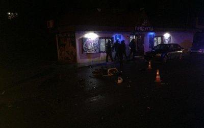 На Кубани пьяный водитель мопеда попал в ДТП