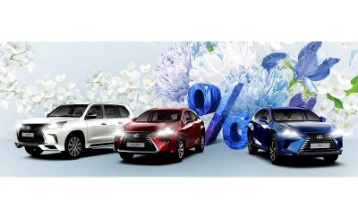 Успеть за 3 дня! Реальные преимущества на Lexus в Лексус - Волгоградский