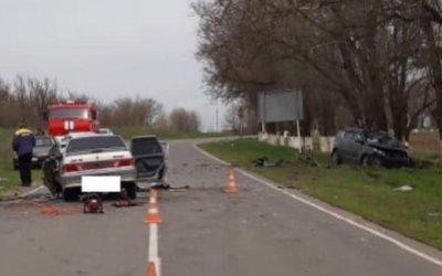 Взрослый и ребенок погибли в ДТП в Ставропольском крае