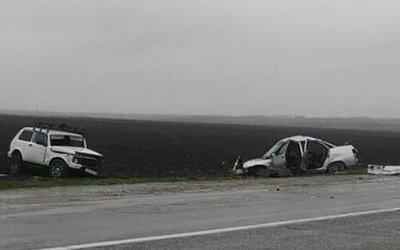 Молодой водитель погиб в ДТП под Анапой