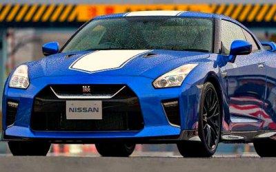Нью-Йорк— 2019: представлен «юбилейный» Nissan GT-R