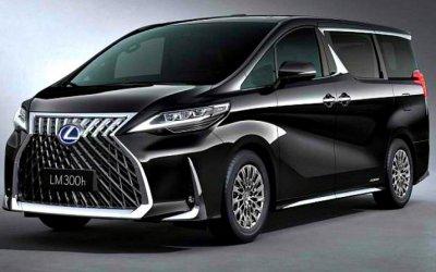 Шанхай-2019: Lexus представил свой первый минивэн