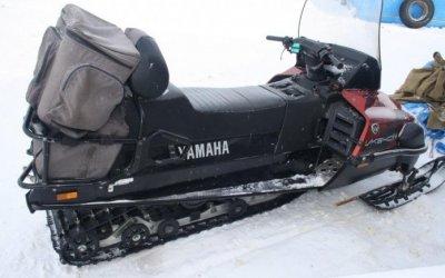 В Якутии в ДТП со снегоходом девочка сломала позвоночник