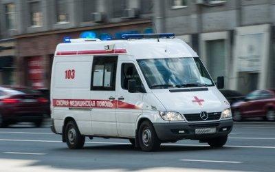 Три человека пострадали в ДТП в Москве