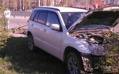 4-летняя девочка пострадала в ДТП в Волгограде