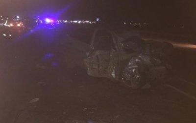 В Ставропольском крае два человека погибли в ДТП