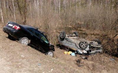 Четыре человека пострадали в ДТП в Клепиковском районе