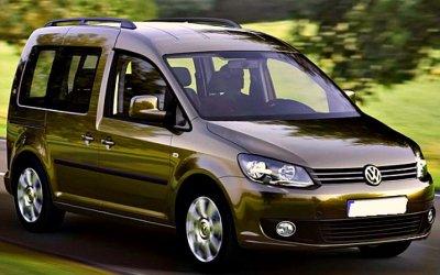 ВРоссии подорожали универсалы Volkswagen Caddy