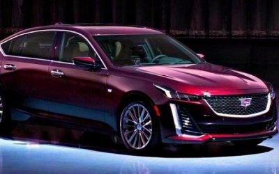Нью-Йорк-2019: представлен новый Cadillac CT5