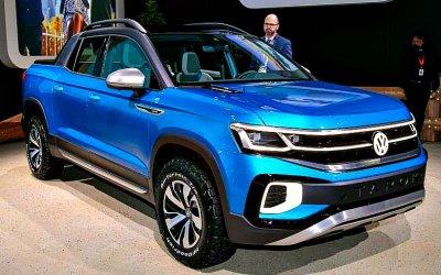 Нью-Йорк— 2019: Volkswagen Tarok готовится завоевать США