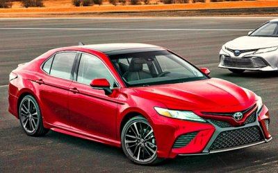 Toyota наращивает продажи вРоссии