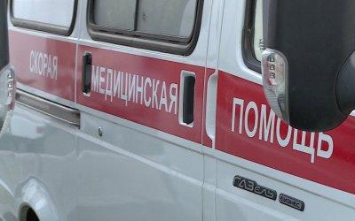 В Петербурге иномарка сбила женщину
