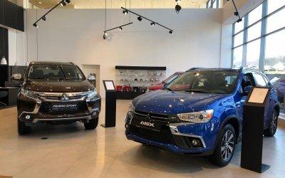 Грандиозная реализация в INCHCAPE – Mitsubishi на ваших условиях