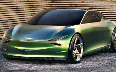 Нью-Йорк-2019: представлен электромобиль Genesis