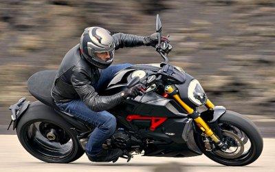 Ducati Diavel признан лучшим подизайну