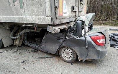 25-летний водитель погиб в ДТП в Удмуртии