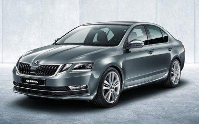 SKODA Octavia вошла в десятку востребованных автомобилей на столичном рынке