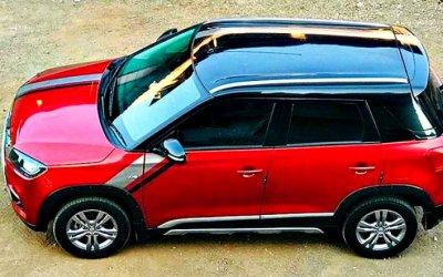 Suzuki Vitara Brezza: рекордный объём продаж