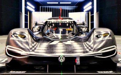 Volkswagen создал электромобиль для побития рекорда «Нюрбургринга»