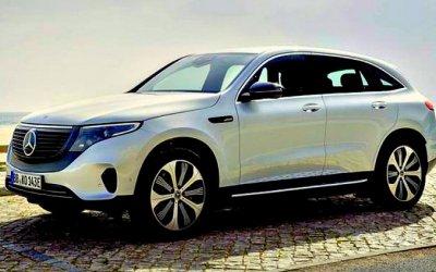 Электрокроссовер Mercedes-Benz EQC получил специальную-версию