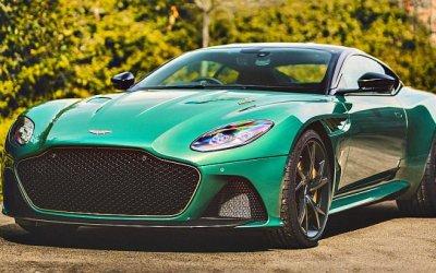 Aston Martin выпустит лимитированную серию спорткара DBS