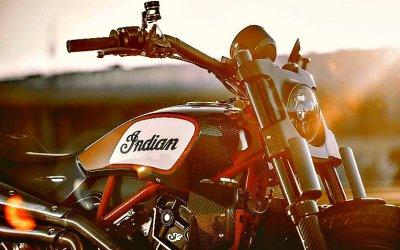 Indian Motorcycle зарегистрировал новый бренд