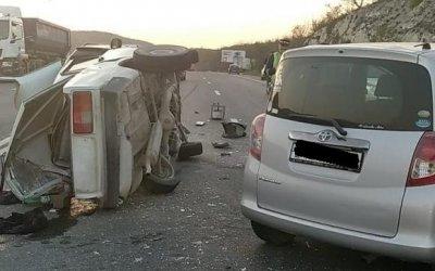 В ДТП в Новороссийске погибли два человека