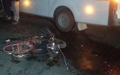 Двое подростков на мотоцикле погибли в ДТП под Тверью