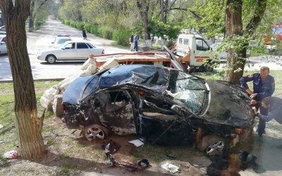 19-летний студент погиб в ДТП под Ростовом