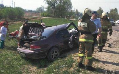 В ДТП под Брянском пострадали пятеро, включая ребенка