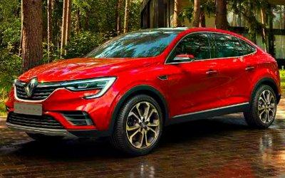 Известна дата премьеры серийного Renault Arkana
