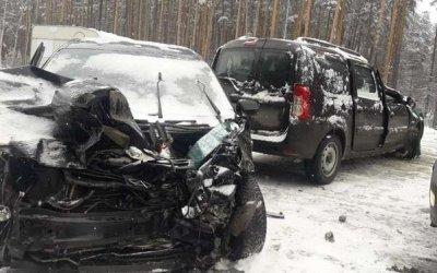 Женщина погибла в ДТП с грузовиком в Екатеринбурге