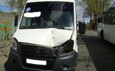 Младенец пострадал в ДТП в Рязани
