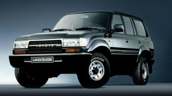 4_Toyota Land Cruiser 80