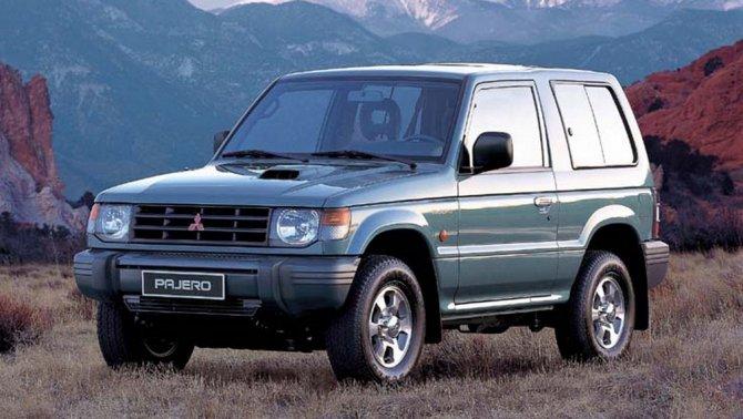 3_Mitsubishi Pajero