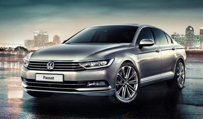 3_Volkswagen Passat