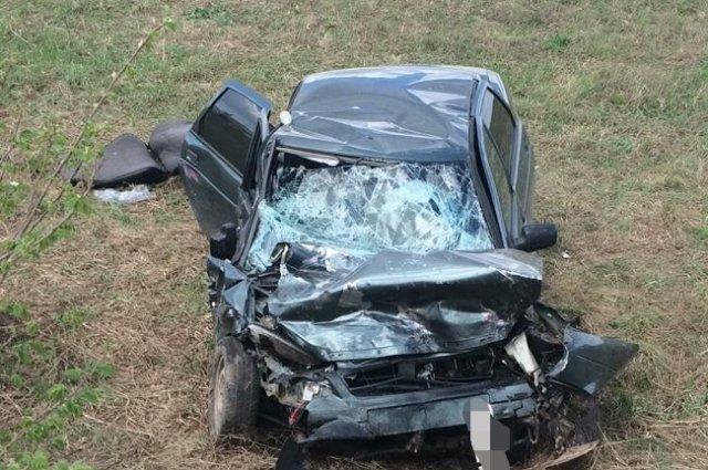Два человека погибли в ДТП в Дюртюлинском районе Башкирии