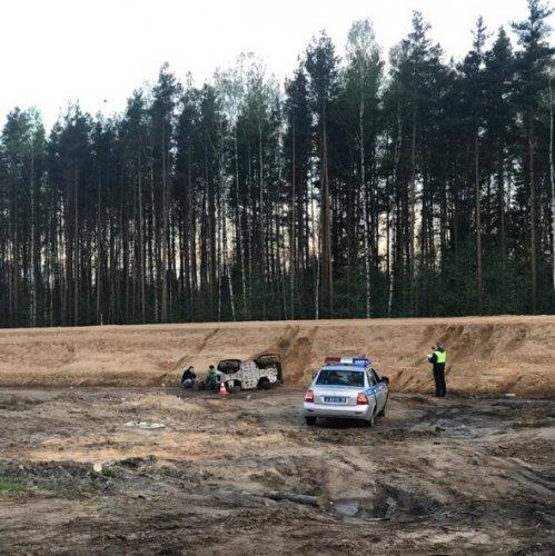 Водитель квадроцикла погиб в ДТП в Ленобласти