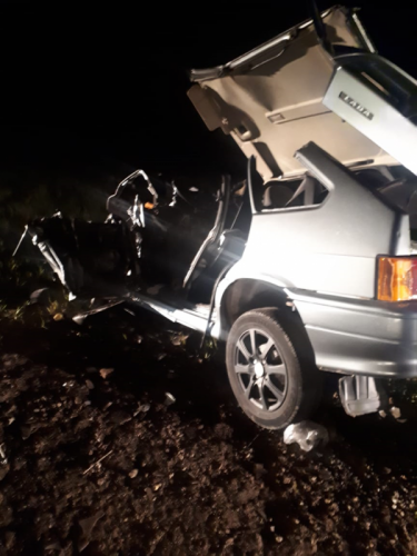 Женщина с 6-летним ребенком погибли в ДТП в Татарстане (2)