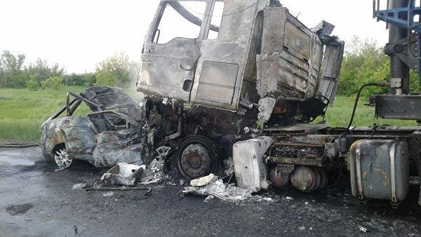Молодой водитель погиб в ДТП в Пугачевском районе Саратовской области (2)