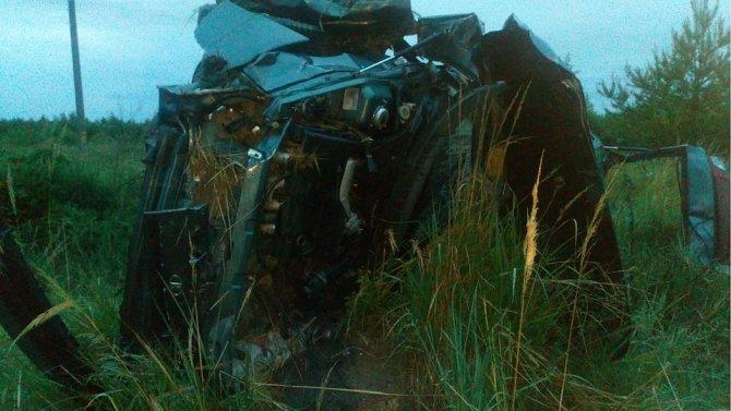 В Шиловском районе 16-летняя девушка погибла в ДТП по вине пьяного водителя (1)