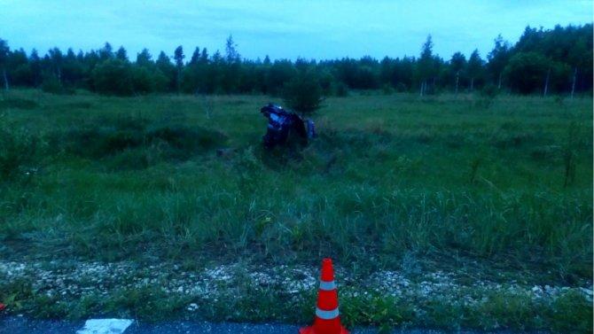 В Шиловском районе 16-летняя девушка погибла в ДТП по вине пьяного водителя (2)
